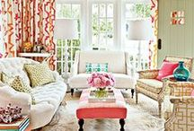 INSPIRING SPACES / Places and spaces to inspire your designs!