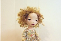 Beautiful dolls / Dolls - are they not just so adorable?