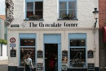 quaint shops, eateries, cafes, and studios~ / by Patty Sweeney-Shevchik