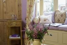 cozy living spaces~ / by Patty Sweeney-Shevchik