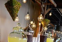 Trending!  New from NEL / We are always on the cutting edge when it comes to unique wedding and event lighting and decor... here's what's new from Nashville Event Lighting