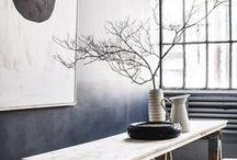 Mostly Grey and White / Art, decor, style, all pretty, grey and white