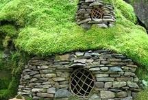 Small Houses ~ Cob Houses / by Jessie Stevens