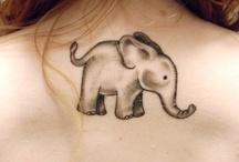 cute tattoos / by Jessi <3
