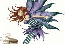 Lives of Fairies & Elves / by Jessie Stevens