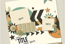 freebies : quick pages, sketches & templates