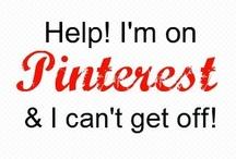 """Pinterestaholic (non) Anonymous / bonsoir... je m'appelle Is, et... et je suis pinterestaholic... ça a commencé doucement, un soir... j'ai cliqué sur un truc où était écrit """"follow me on Pinterest""""... et... l'enfer a commencé... j'ai commencé par cliquer un peu... 10, 12 fois... et puis... de plus en plus... et maintenant... j'en suis à une centaine par jour... mon mec est parti... les enfants ne me parlent plus, ni mes amis, le chat fait la gueule... l'enfer... mais... je ne peux pas m'en empêcher... quelqu'un a un mouchoir ?.."""