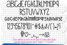 freebies : fonts