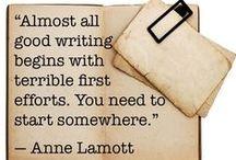 Writing  / by Sara Cooper