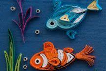 quilling, filigranes et autres choses en papier... / et toutes ces petites merveilles créées avec juste un peu de papier - et beaucoup de talent : si je suis capable de réaliser les plus simples, j'admire le travail de quelques créateurs qui sont de véritables artistes ! (j'ai maintenant ajoutés des boards pour l'origami et l'iris folding) / by Isabelle de Beukelaer