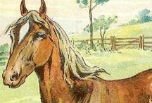 horses/chevaux : freebies & DIY / les chevaux sont une passion de longue date et largement partagée : voici donc des freebies sur la plus noble conquête de l'homme...