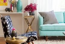 TURQUOISE & AQUA INSPIRED / From aqua to turquoise, these hues have our hearts.