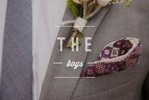 G E N T L E M E N / GROOM AND GROOMSMEN INSPIRATION FOR YOUR WEDDING