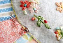 stitch up / Stitching, embroidery, sewing etc