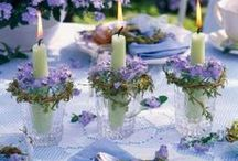 celebrations ~ ideas & floral inspiration~