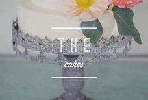 the cakes. / Wedding cakes / by Borrowed & Blue Occasions