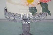 C A K E S / WEDDING CAKES FOR YOUR WEDDING