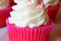 Cookies, Cupcakes, and Candy / by Allison Tharp