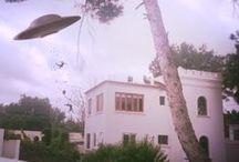 Take a Photo... add a UFO!  / by @GrupoW & @FWA / by Grupo W