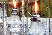 Lamps, Light, Lighting / cool lighting ideas