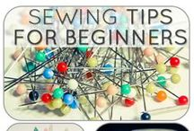 Sewing: Making Bitchin' Stitches / I just got a sewing machine for Chistmas '13 and know NOTHING. Compiled is everything I found informative for myself to learn.