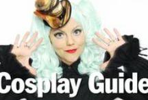 Cosplay Tutorials / Tutorials to help with my cosplay dreams