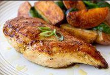 Recipes - Chicken / by Chandra Sampey