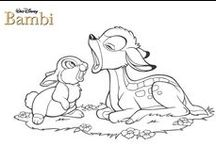 Disney : coloring pages & games