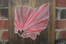 Crafting Cincinnati / Check out these awesome DIY crafts that you can make to show your love for Cincinnati!