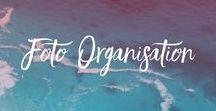 FOTO ORGANISATION / Wir machen tausende Fotos und allen landen, wenn überhaupt nur auf unsere Festplatte. Eine gekonnte Fotoorganisation, Sortierung und Sicherung kann helfen, der Bilderflut Herr zu werden. Hier gibt es Tipps und Anleitungen.