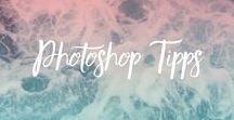 PHOTOSHOP TIPPS / Wenn man vom Einsteiger in der Bildbearbeitung in Richtung Fortgeschrittener geht, dann kommt man an Adobe Photoshop nicht vorbei. Hier findest du Actions, Anleitungen und Ideen.
