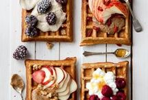 •Desserts•