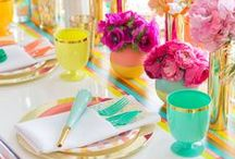 DIY | Parties / Party planning, décor, favors and more!