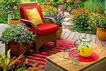Garden / Il verde e l'aria trattati con eleganza