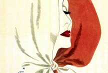 Vintage Illustrations / by Kay Furlong