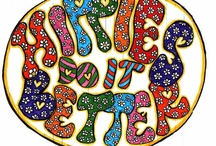 Groovy, Cool, Far Out and Golden Oldies / by Karen Slicer