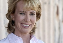 Brilliant Women  / Gabby Giffords is my hero. And that's all that needs to be said. / by Karen Slicer