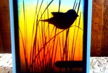 SU Bird Punch cards / by Meralee Smith