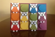 Owl Punch Cards / by Meralee Smith