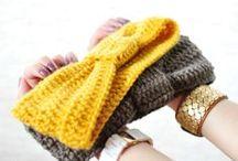 Crafts | Crochet & Knitting / by Dawn Nicole Designs