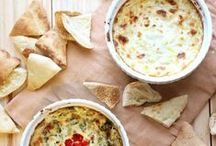 Food | Apps and Dips / Appetizer and Dip Recipes