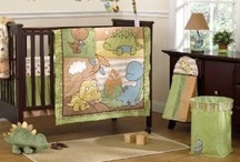 Dinosaur Nursery / Ideas for the nursery, outfits, cute stuff for our third child, and our third son!