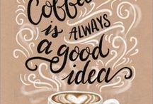 For the love of coffee / All things coffee