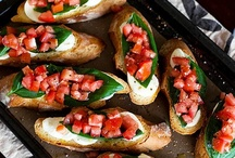 Food {Snacks & Appetizers to try} / Snack foods, appetizers etc to try. 