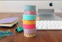 Crafts | Washi Tape / Washi Tape Crafts