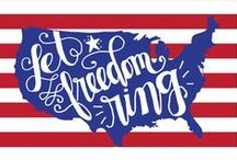 Holidays | Fourth of July / Fourth of July | Independence Day | DIY, Crafts and Printables