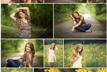Senior Photography / Ideas and inspiration on posing, styling, lighting and more for gorgeous senior photography.
