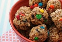 Snacks for my muffins