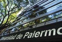 Sedes / Locations / Campus / Sedes de la Universidad de Palermo. Campus urbano en el corazón de Buenos Aires/ Urban campus in the heart of Buenos Aires