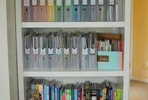 Scrapbooking Organized / Supplies | Paper | Albums | Photos | Craft Room